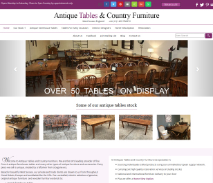 Antique Tables & Country Furniture