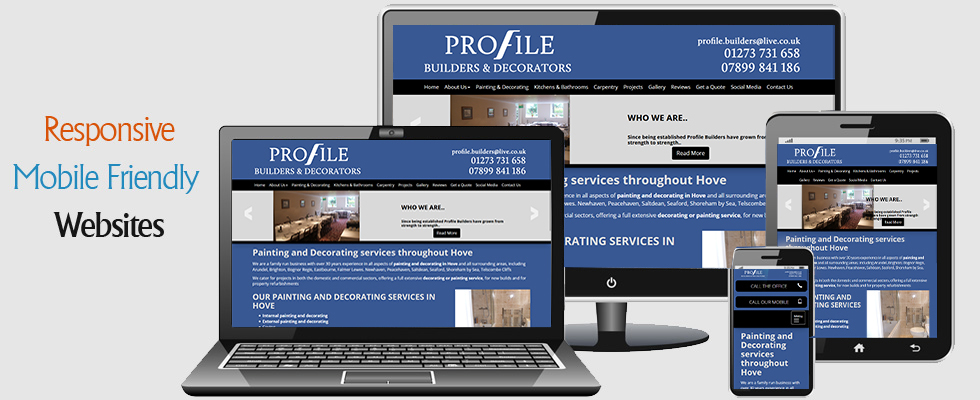 Profile Builders and Decorators
